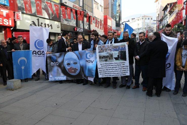 """Doğu Türkistanlı Mahmut Erkin: """"3 yıldır ailemle iletişime geçemedim"""""""