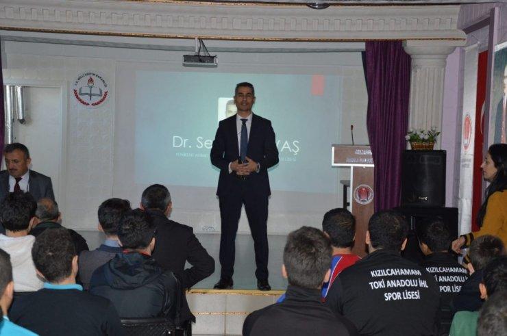 """Başkent Öğretmen Atölyelerinden, """"Yenilikçi Uygulamalar ve Yapay Zeka"""" semineri"""