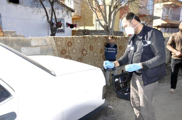 Konya'dan çalınan otomobil Karaman'da bulundu
