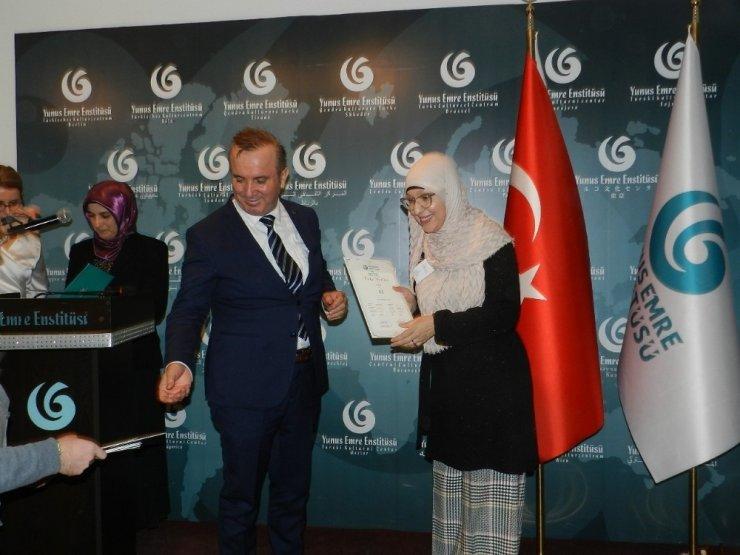 Kosovalılar Türkçe öğreniyor