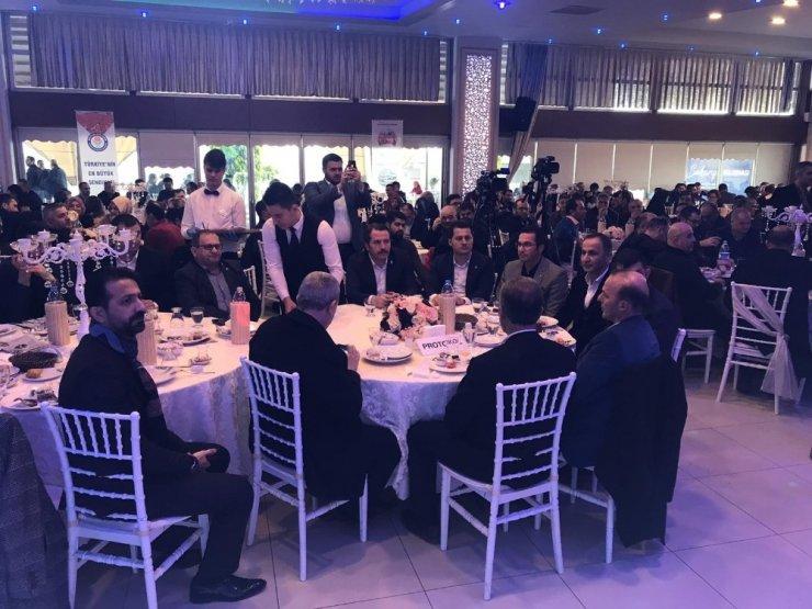 Memursen ve Eğitim-Bir-Sen Genel Başkanı Ali Yalçın Sakarya'da toplantıya katıldı
