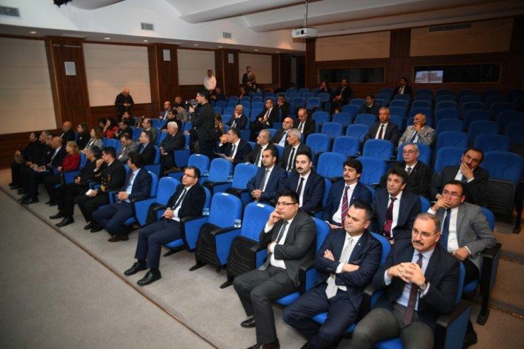 Bağımlılık ile Mücadele İl Koordinasyon Kurulu toplantısı gerçekleştirildi