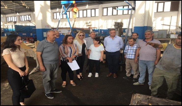 Mersin Büyükşehir Belediyesi, tetkiklerden başarıyla geçti