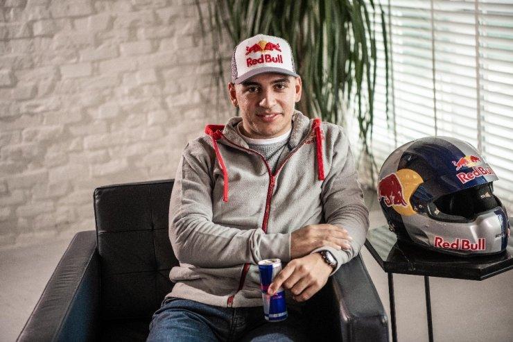 Başarılı Pilot Ayhancan Güven'e yeni sponsor