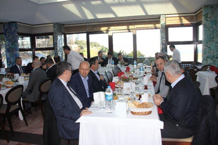 Samsun'da altyapı kurumlarına ortak çalışma düzeni