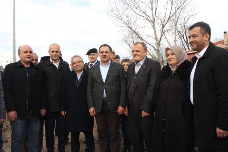 Şehit Hasan Kavuz'a vefa