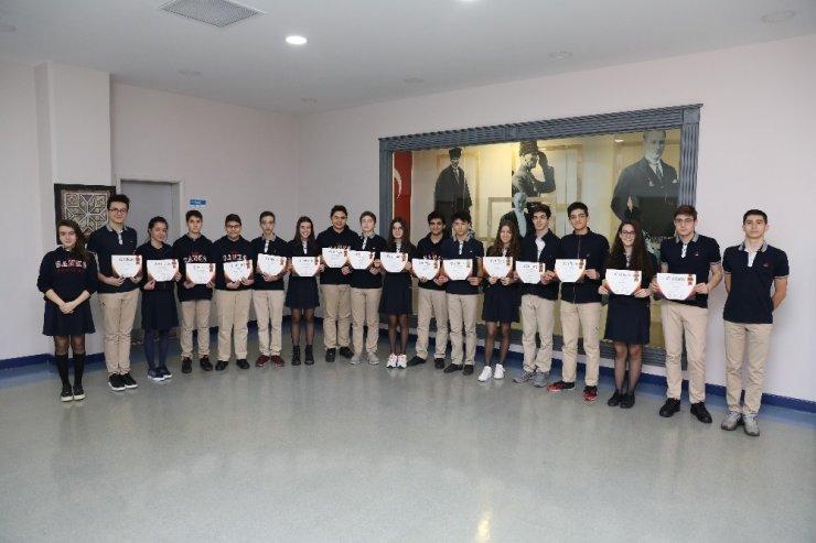 Sanko Okulları GSLMUN konferansından 3 ödülle döndü