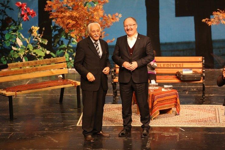 Gönül Söyleşisi programının konuğu, Yavuz Bülent Bakiler oldu