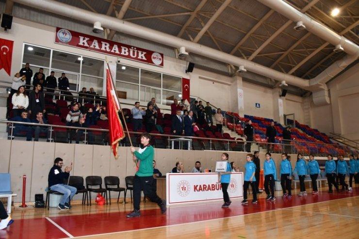 ANALİG Basketbol Grup Müsabakaları başladı