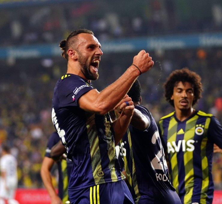 Fenerbahçe'de Vedat, Beşiktaş'ta Burak