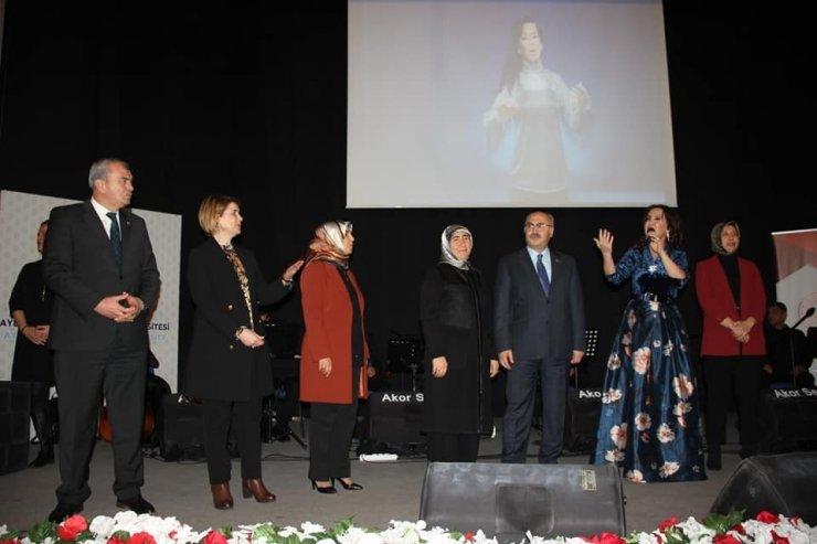 Türk Müziği konseri büyük ilgi gördü