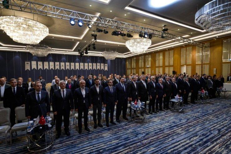 TÜROFED 6. Olağan Genel Kurulu gerçekleştirildi