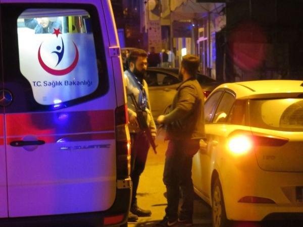Ümraniye'de polisle çatışan kişi yaralı yakalandı