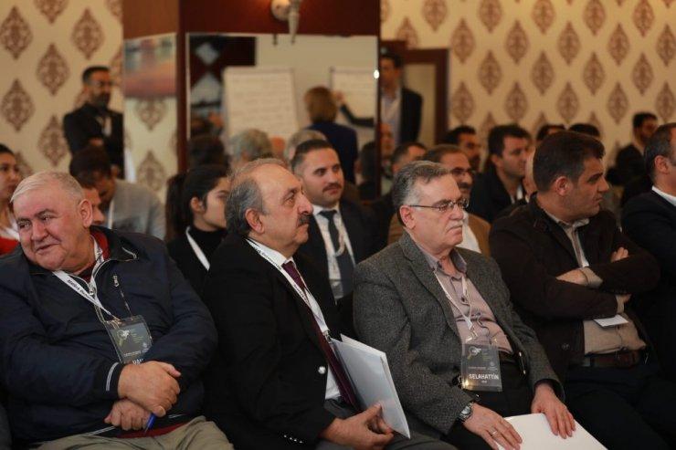 Erzurum'un geleceği için paydaşlar bir araya geldi