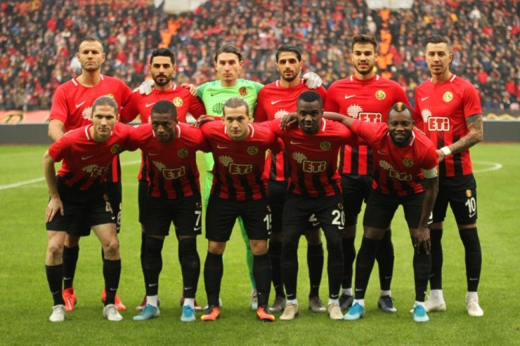 TFF 1. Lig: Eskişehirspor: 1 - Balıkesirspor: 2