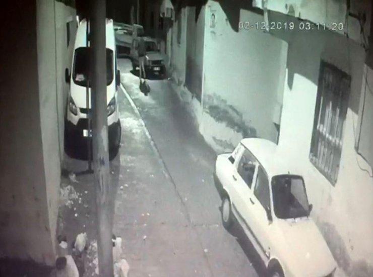 Cezaevi firarisi çaldığı otomobilde uyuşturucuyla yakalandı