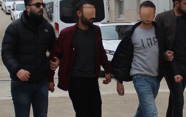 Elazığ'da 2 şüpheli kokainle yakalandı