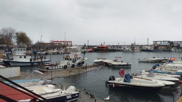 Marmara'da şiddetli lodos