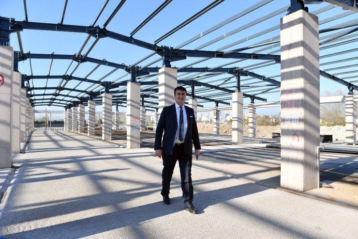 Osmangazi'den modern kurban satış ve kesim tesisi