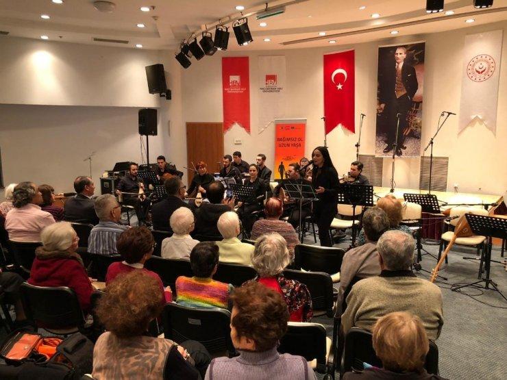 'Derin Bir Nefes' konseri