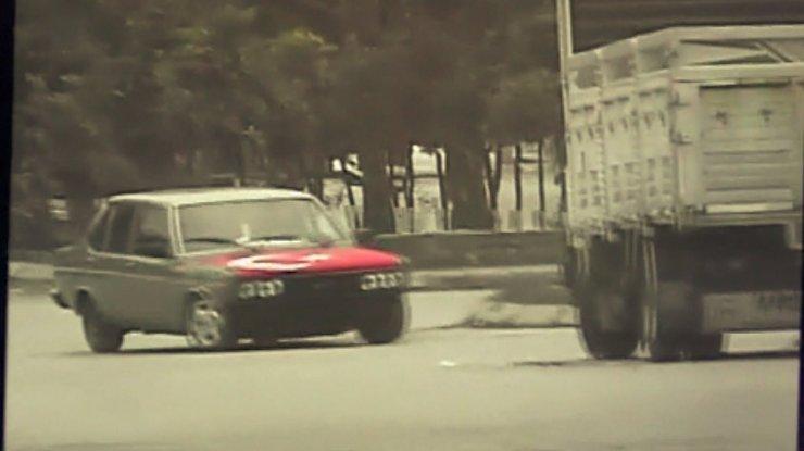 Ters yöndeki driftçiye 15 bin lira ceza
