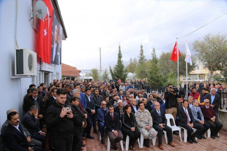 Ova Semt Polikliniği hizmete açıldı