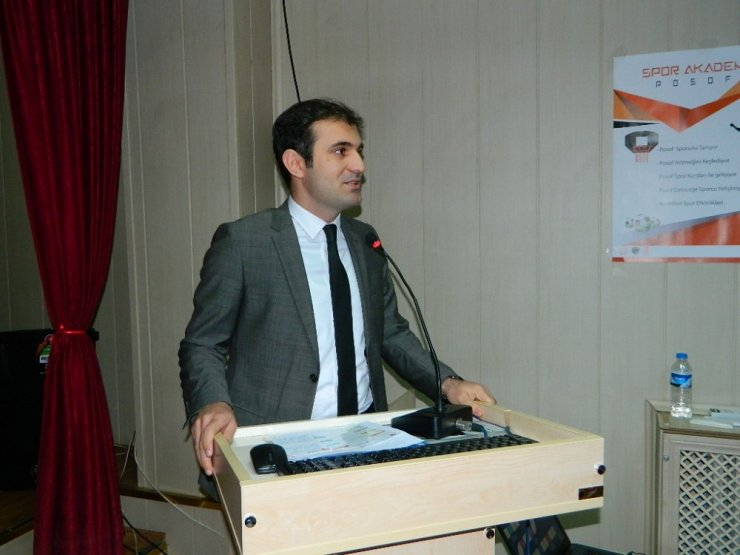 Posof Akademisi'nden bilgilendirme konferansı