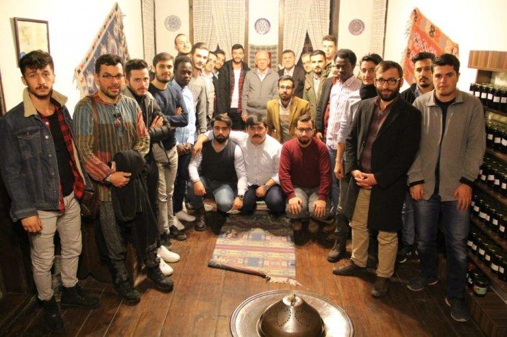 Sıla Öğrenci Yurdunda mezun olacak öğrenciler onurlandırıldı