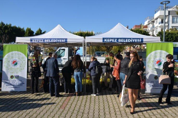 Çevreci belediye Kepez