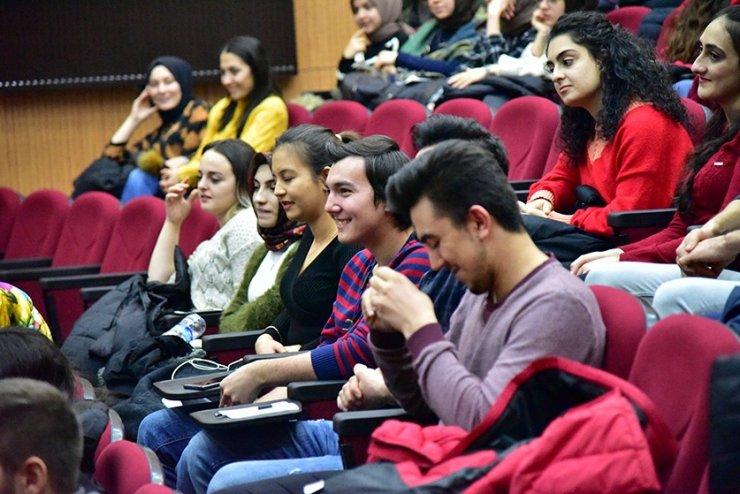 """ETÜ'de """"KOSGEB Başarı Öyküleri"""" paneli"""