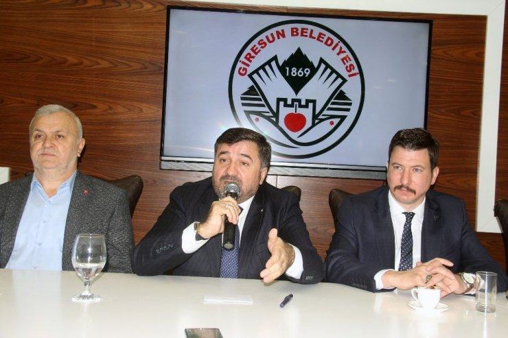 """Başkan Şenlikoğlu: """"2020 temel atma yılı olacak"""""""