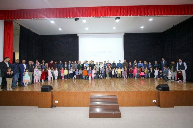 Hacılar'da aile içi iletişim semineri