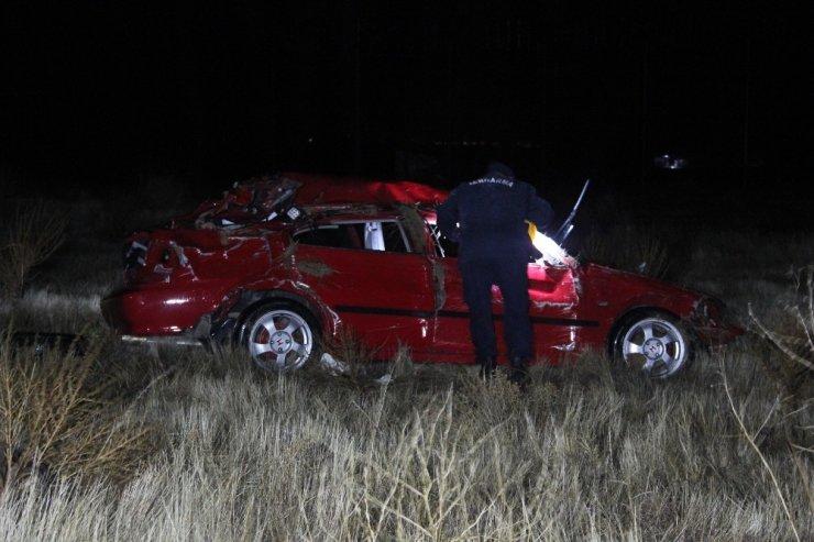 Uzman çavuş trafik kazasında hayatını kaybetti