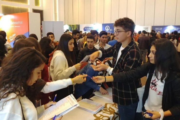 KMÜ, Mersin ve Adana'da tanıtıldı