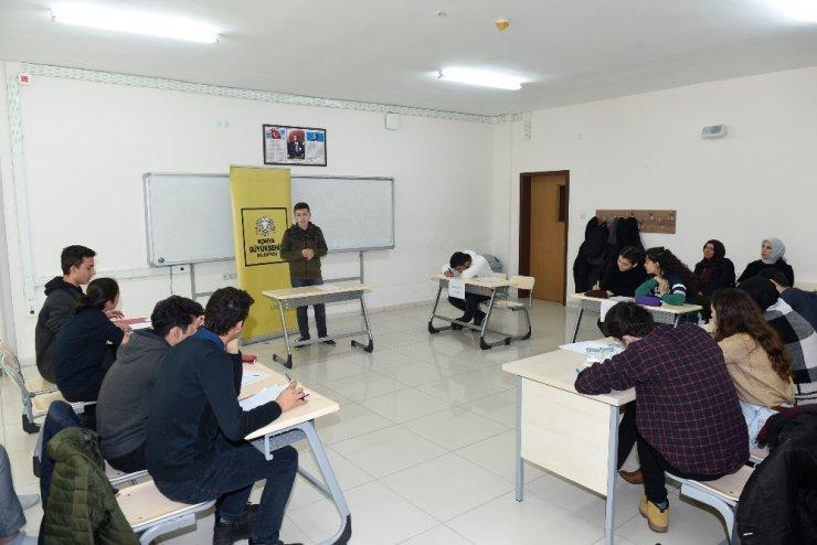 """""""Haydi Konuş Bakalım"""" ilçe finalleri tamamlandı"""