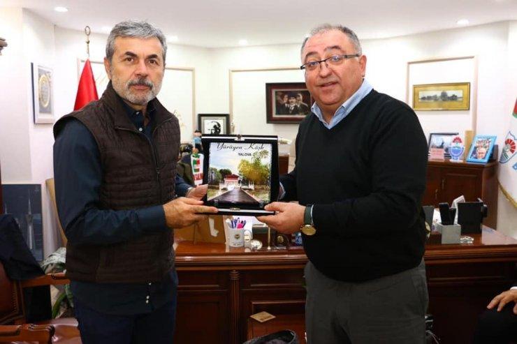 Aykut Kocaman'dan Yalova Belediyesi'ne ziyaret