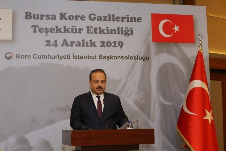 """Jang: """"Türk askerinin fedakârlığı sayesinde Kore'nin özgürlük ve demokrasisi korundu"""""""