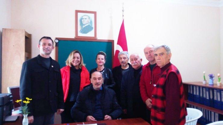 Burhaniye Ören'de Mahalle Meclisi ilk toplantısını yaptı