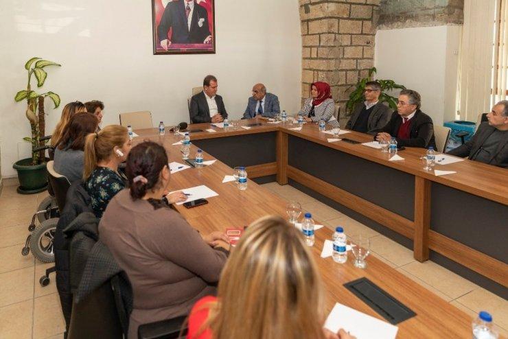 Mersin'de engelliler için 'Mola Evleri' açılıyor