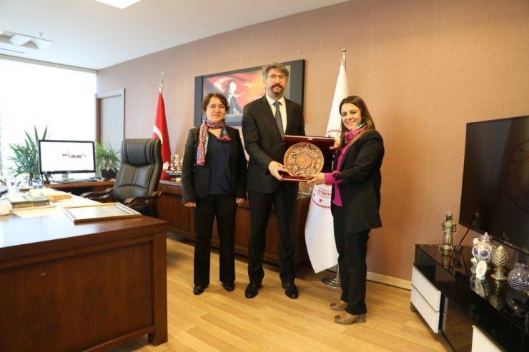 NEVÜ ile Engelli ve Yaşlı Hizmetleri Genel Müdürlüğü arasında proje anlaşması