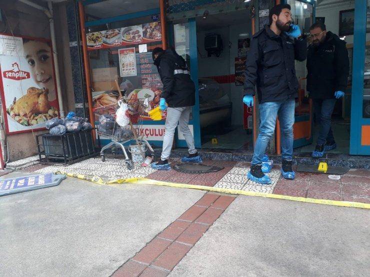 İzmir'de soygun dehşeti: 2 yaralı