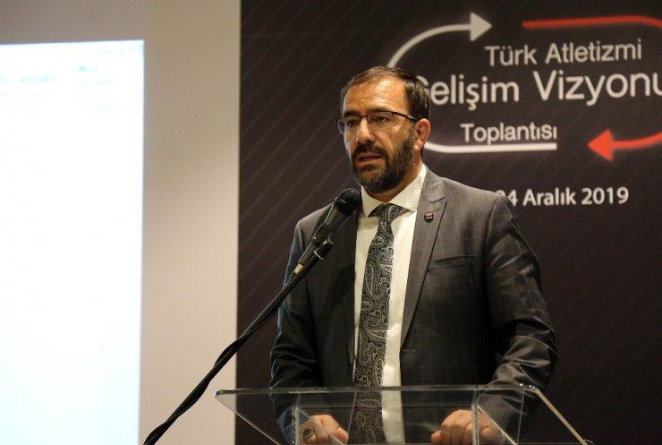 Atletizm çalıştayı İstanbul'da tamamlandı
