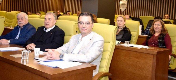 2019 yılının son meclis toplantısı yapıldı