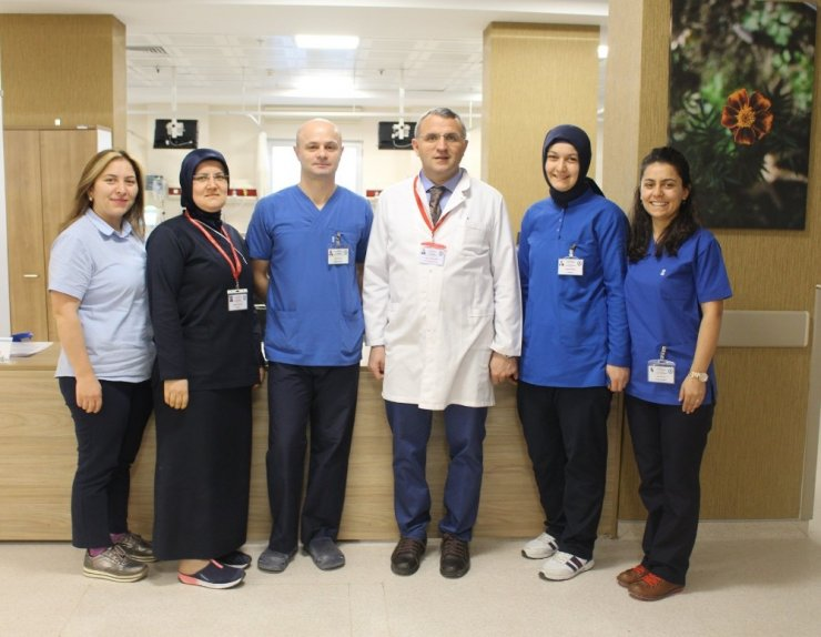 Çarşamba Devlet Hastanesinde 'kaliteli hizmet' çalışmaları