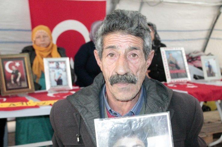 HDP önündeki ailelerin evlat nöbeti 114'üncü gününde