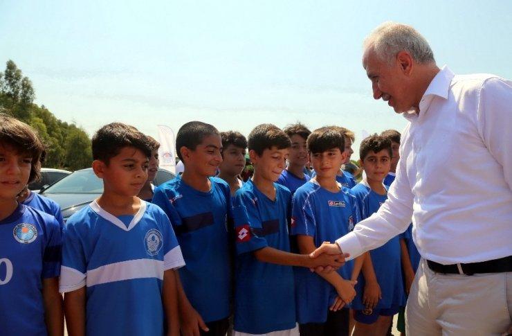 Akdeniz'de yeni sahalar için imzalar atıldı