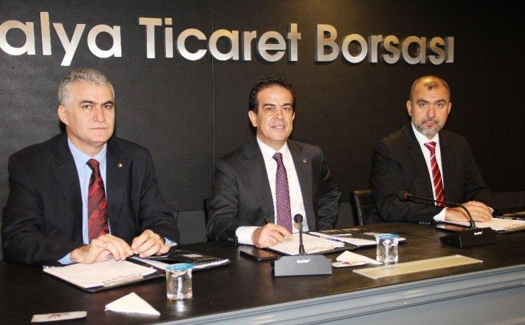 ATB Başkanı Çandır 2020 hedeflerini açıkladı