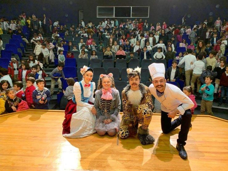 'Harikalar Mutfağı' ilkokul öğrencileriyle buluşuyor