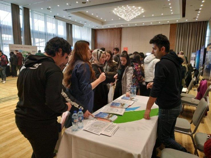 Bolu'da üniversite adaylarıyla buluştular