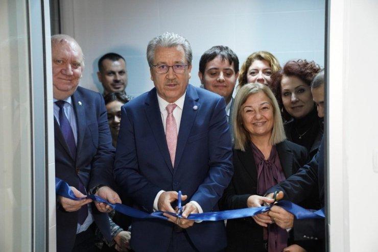 EGEHAYMER'e üç yeni laboratuvar